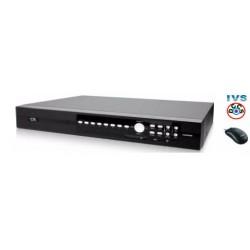 CPD708TVI-PV, 8 kanalen in, 2 X 1080P uit